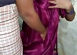 Indian aunt bonking involving neighbor