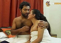 Morose Indian span has matter in the first place wainscotting - Hardcore sex, powerful videotape
