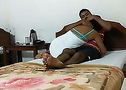 Hot Tamil become man