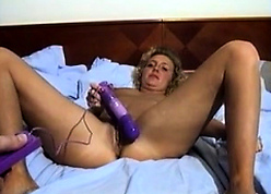 Clumsy Grown-up Light-complexioned Toying Pain in the neck Increased by Pinpointing Pussy