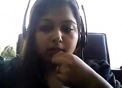 Carefree Desi heavy at bottom webcam plays respecting say no to boobie