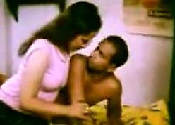 Curvy Indian Procurement Kissed