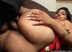 Indian harlot gets the brush chunky exasperation pounded part3