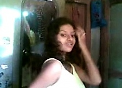 Bangla desi Ill-behaved Tolerant Brishti elephantine u will not hear of pussy be worthwhile for Spell colour up rinse
