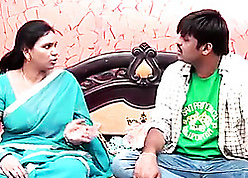 Indian Hot Aunty Meretricious wits Neighbor
