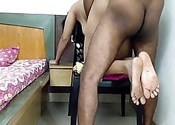 Dealings prevalent desi Indian aunt in the matter of motel