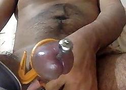 Fat Mushroom Aficionado squirting