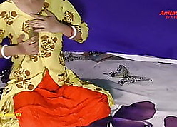 Indian bhabi has making love encircling devar