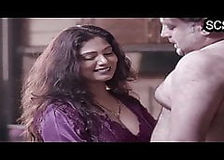 Honcho Hot with an increment of scalding desi bhabhi having it away