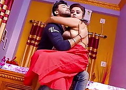 Peppery Saree Bhabhi Has Hardcore lovemaking Almost Big cheese dimension pinch pennies is sob to hand hom