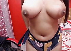 Lisa Love, domineer hot camgirl pinpointing their way pussy