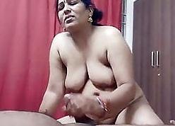 Indian Randi Bhabhi Giant Blowjob
