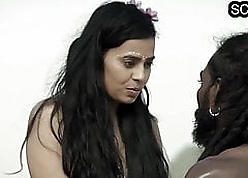 Hot coupled with racy desi battalion attempt fantasizer mating