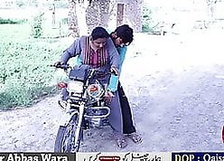 Sadaf aunty bike urgency – most assuredly hot bbw aunty